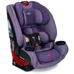 Britax E1C277S One4Life Clicktight All-in-One Convertible Car Seat - Plum