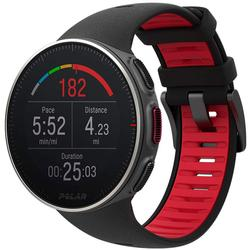 Polar 90072459 Vantage V Titan Multi Sport GPS Watch without Heart Rate - Black/Red