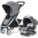 Chicco 04079095670070 - Bravo Stroller Trio System - Lilla - Open Box