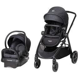 Maxi-Cosi TR414ETK Zelia Travel System with Mico 30 Car Seat - Nomad Black