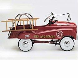 InSTEP 14-PC300 Fire Truck Pedal Car