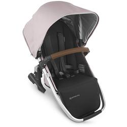 UPPAbaby 0920-RBS-US-ALC VISTA V2 RumbleSeat - Alice (Dusty Pink/Silver/Saddle Leather)