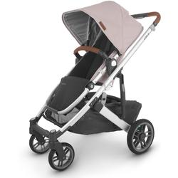 UPPAbaby 0420-CRZ-NA-ALC Cruz V2 Stroller - Alice (Dusty Pink/Silver/Saddle Leather)