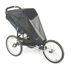 Baby Jogger J5M40 Performance Q Double Mesh Canopy