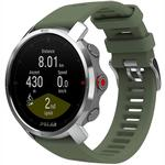 Polar 90081737 Grit X Multi-Sport GPS Watch - Green (M/L)