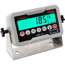 Detecto 185B 1' LCD display IP66 Legal for Trade Digital Weight Indicator