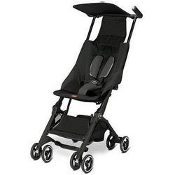 Goodbaby GB 616230013 Pockit Stroller - Monument Black - Open Box