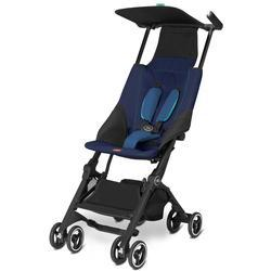 Goodbaby GB 616230016 Pockit Stroller - Sea Port Blue - Open Box