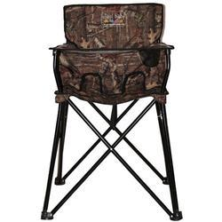 ciao! baby HB2001 - Portable High Chair - Mossy Oak Infinity - Open Box