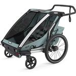 Thule 10202023 Chariot Cross 2 Multisport Trailer - Majolica Blue
