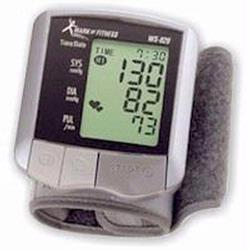 Mark of Fitness WS-820 Wrist Blood Pressure Monitor with Irregular Heartbeat Detection