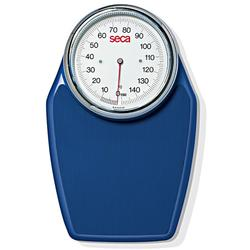 Seca 760 Dial Bathroom Scale, Blue, 320 x 1 lb