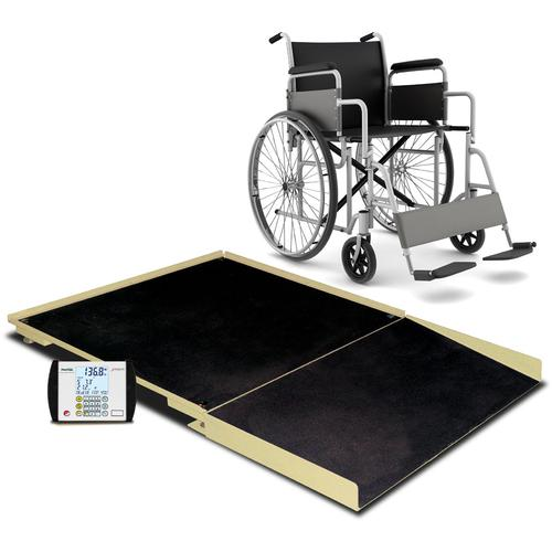 Detecto FHD-Series Wheelchair Scales / Bariatric Scales