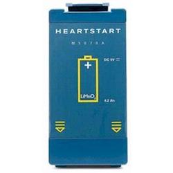 Philips M5070A Four-Year Battery for HeartStart Defibrillator, HS1/FRx