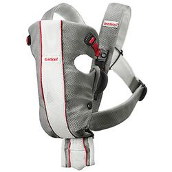 Baby Bjorn 029010US Baby Carrier Original, Grey-White Mesh