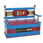 Levels of Discovery LOD20014 Musical Toy Box Bench