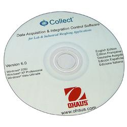 Ohaus 80500746 Collect Software