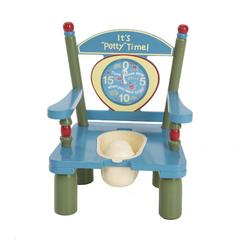 Levels of Discovery RAB40003 It's Potty TIme Potty Chair