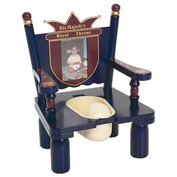Levels of Discovery RAB40002 His Majesty's Throne Potty Chair