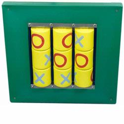 Anatex BZC1051 Busy Cube - Tic Tac Toe Wall Panel