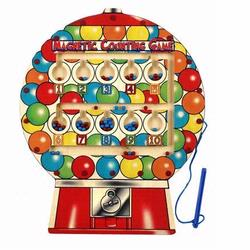 Anatex MGB6008 Magnetic Gumball Counting Game