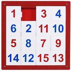 Anatex NPZ7719 Number Puzzle Panel 1-15