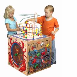 Anatex SPC6004 Sea Life Play Cube