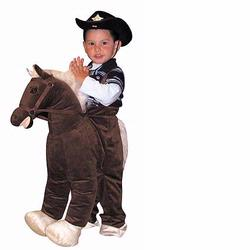 Charm 82214 Brown Plush Horse Costume