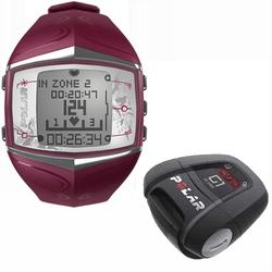 Polar FT60 90035748 with G1 GPS Heart Rate Monitor , Female Purple