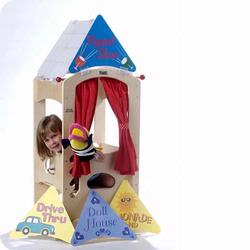Little Partners PHK18 Learning Tower Playhouse Kit