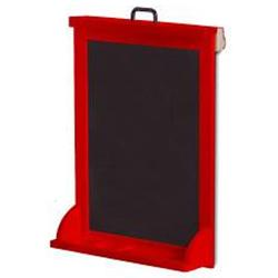 Little Partners LP00105 Learning Tower Red Art Easel
