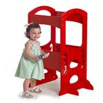 Little Partners LP00405 Red Learning Tower