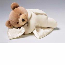 Prince Lionheart  0021s Beige Slumber Bear With Silkie