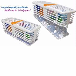 Prince Lionheart 1507 Deluxe Infant Dishwasher Basket