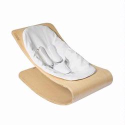 Bloom E10601-NCW Coco Bloom Stylewood With Natural Frame & Coconut White Seat Pad
