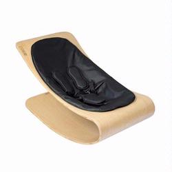 Bloom E10601-NMB Coco Bloom Stylewood With Natural Frame & Midnight Black Seat Pad