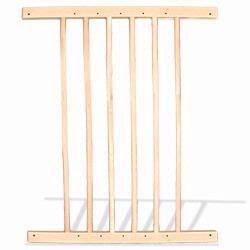 KidCo G-32-9 Safety Gate Extension, Wood Finish