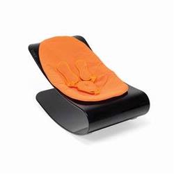Bloom E10604-BHO Coco Bloom Plexistyle With Black Frame & Harvest Orange Seat Pad