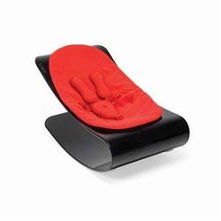 Bloom E10604-BRRL Coco Bloom Plexistyle With Black Frame & Rock Red Seat Pad