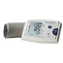 LifeSource UA-787EJ Quick Response Digital Blood Pressure Monitor with Easy Cuff