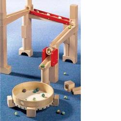 1094 Haba Tilting Bucket for 1136 Ball Track Construction Set