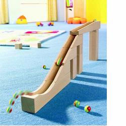 Haba 1096 Ski-Jump for 1136 Ball Track Construction Set