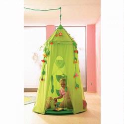 2969 Haba Blossom Sky Tent With Padded Floor Mat