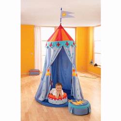 2994 Haba Knight's Tent With Padded Floor Mat