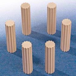3508 Haba Molded Columns - Complimentary Building Blocks