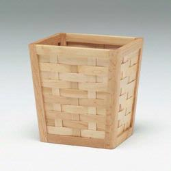 5104 Redmon Honey Maple Wastebasket