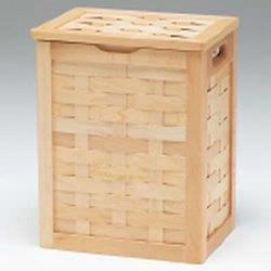 5106 Redmon Honey Maple Compact Hamper