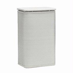 126-WH Redmon Chelsea Collection Apartment Hamper - White