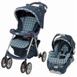 Graco 7237hol2 Spree 520 Travel System Combo Car Seat