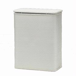 426-WH Redmon Chelsea Collection Hamper - White